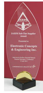 JASSM Turbine Engine Control Award