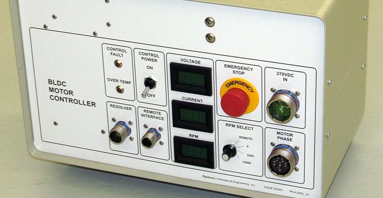 Brushless DC Motor Control Expertise