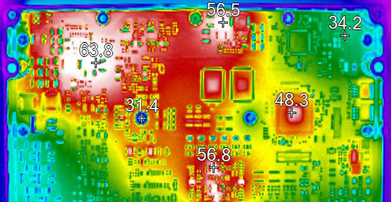 PCB Thermal Scanning