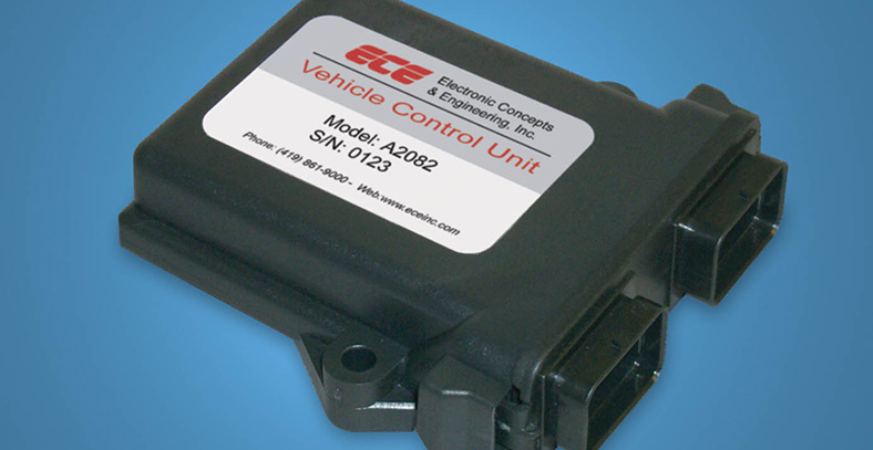 Vehicle ECU Design